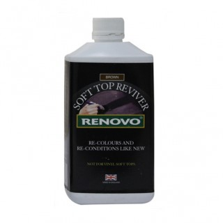 Soft Top Reviver - Brun 1L
