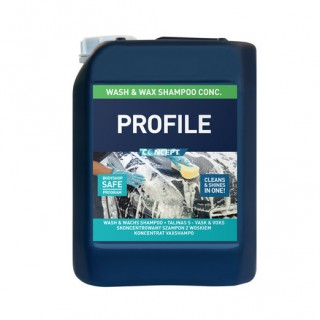Profile Wash & Wax Shampoo (5L)