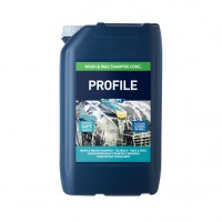 Profile Wash & Wax Shampoo (25L)