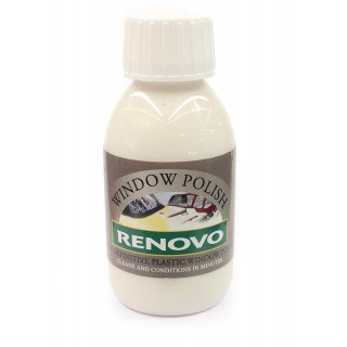 Plastic Window Polish 100ml